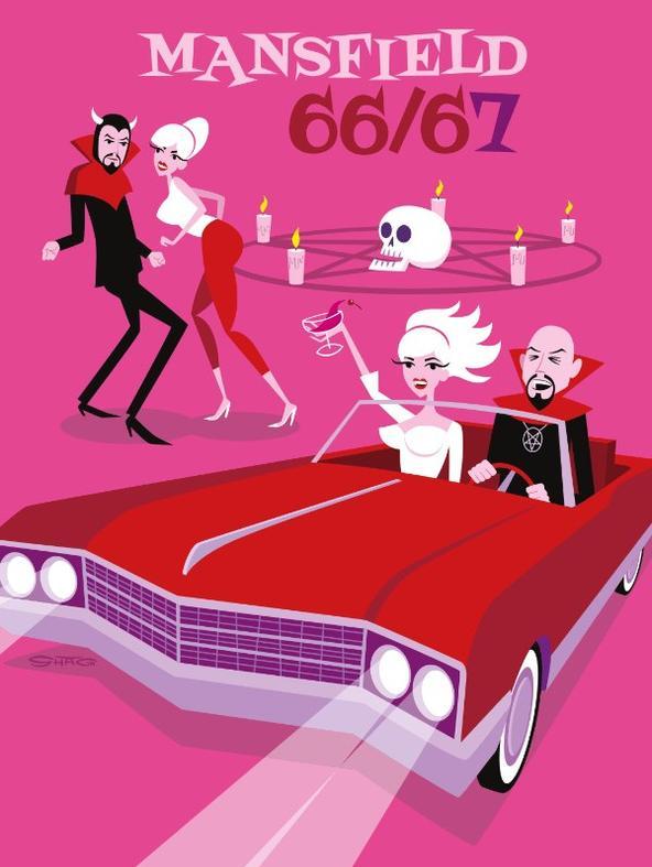 Mansfield 66/67 - La bionda esplosiva di Hollywood