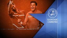Djokovic - Carreño