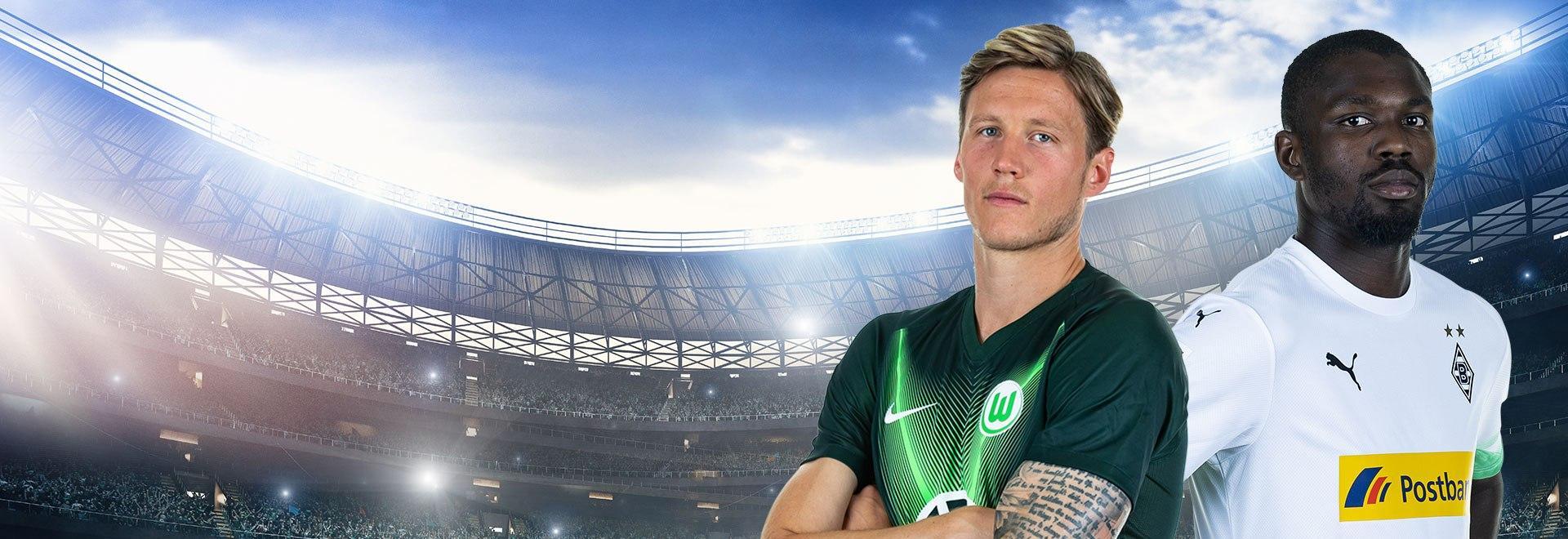 Wolfsburg - Borussia M.. 15a g.