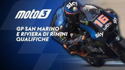 GP San Marino e Riviera di Rimini. Qualifiche