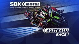 GP Australia. Race 1