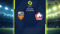 Lorient - Lille