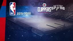 LA Clippers - San Antonio