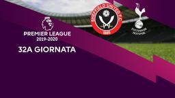 Sheffield United - Tottenham. 32a g.