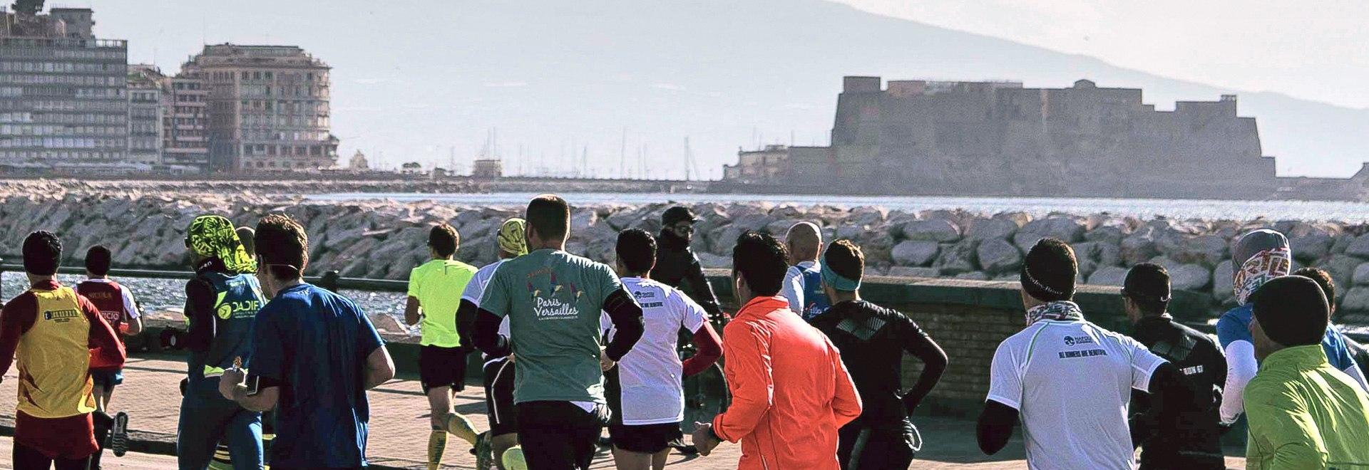 Half Marathon Napoli Highlights