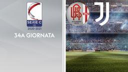 Alessandria - Juventus U23. 34a g.