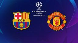 Barcellona - Man Utd