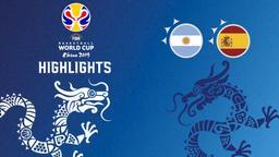 Argentina - Spagna. Finale