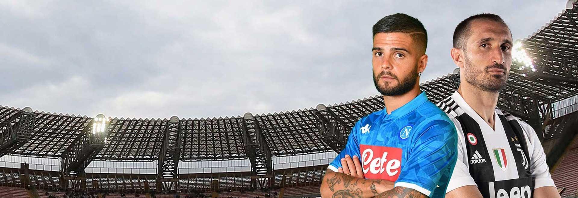Napoli vs Juve: Parola ai capitani
