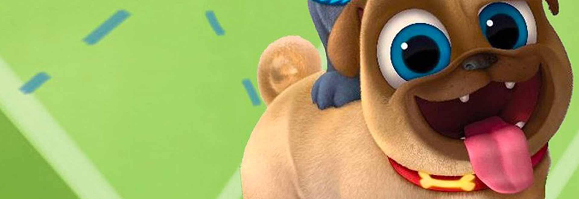 Ruff-Ruff, cane di pezza