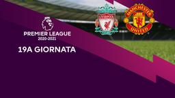 Liverpool - Manchester United. 19a g.