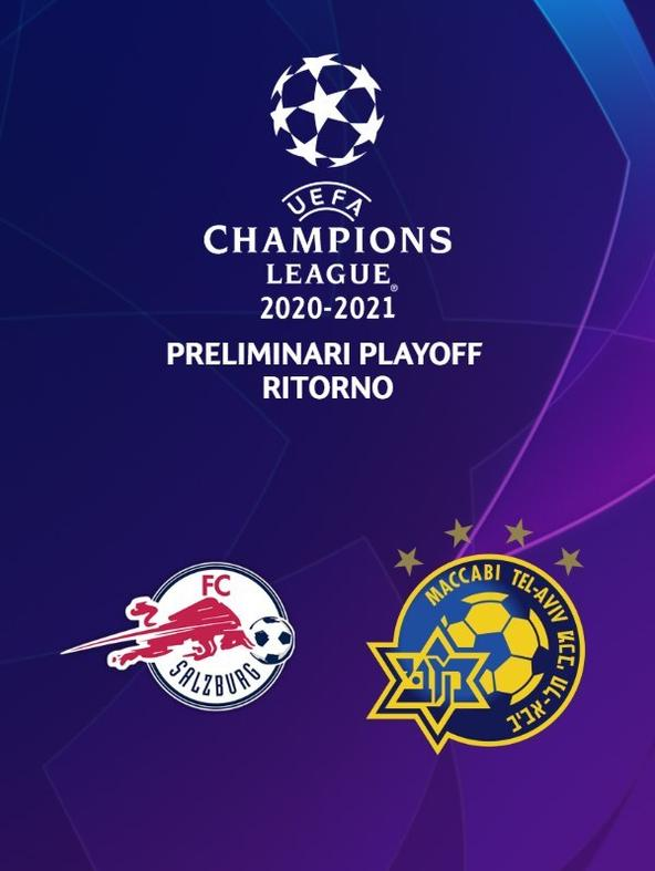 Salisburgo - Maccabi Tel Aviv. Preliminari Playoff Ritorno (diretta)