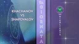 Khachanov - Shapovalov