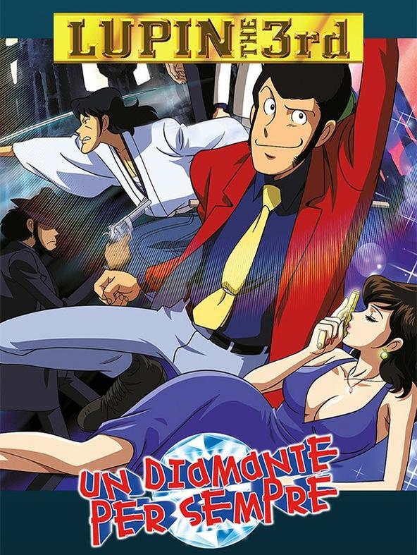 Lupin III - Un diamante per sempre