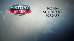Roma Scudetto 1982-83