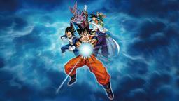 Lo scontro fra Goku e il clone di Vegeta