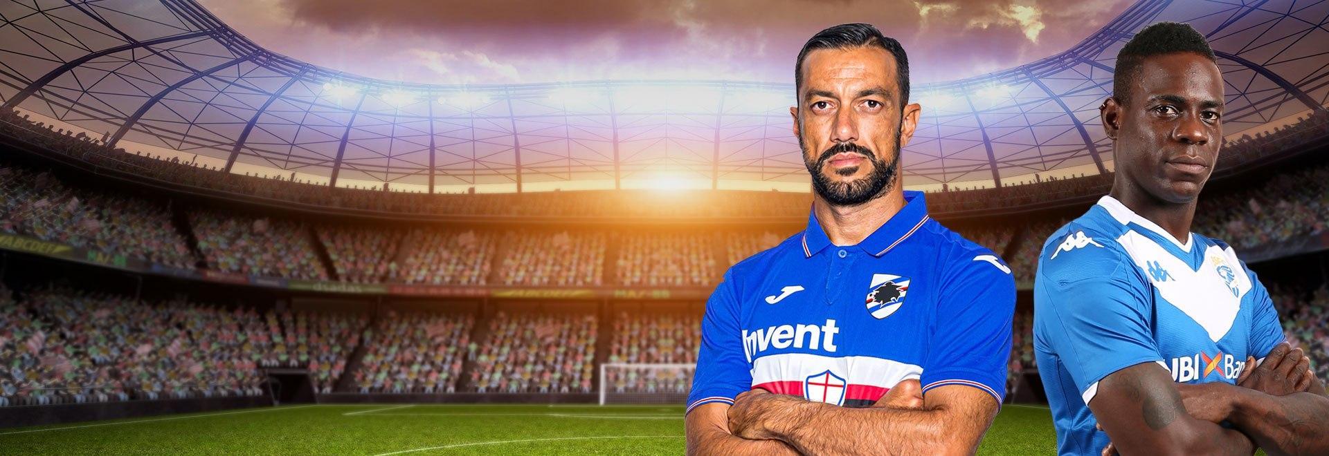 Sampdoria - Brescia