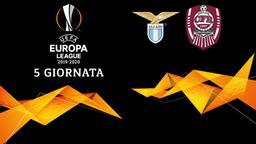 Lazio - Cluj. 5a g.
