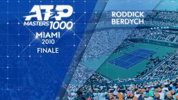 Roddick - Berdych. Finale
