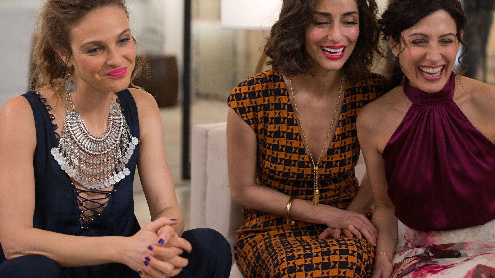 La 5 Girlfriends' guide to divorce - 1^TV