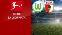 Wolfsburg - Augsburg. 3a g.