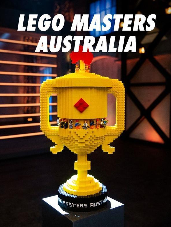Lego Masters Australia - 1^TV