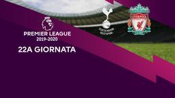 Tottenham - Liverpool. 22a g.