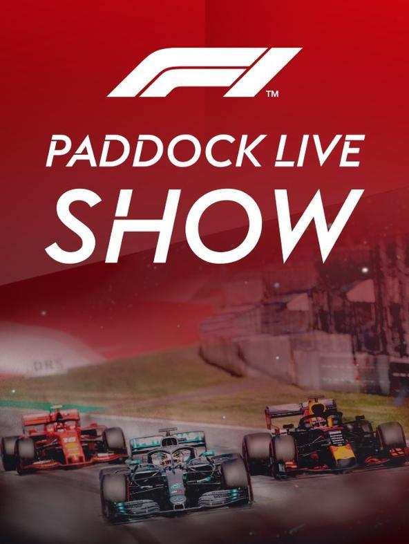 Paddock Live Show    (diretta)
