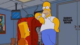 Robot-Homer