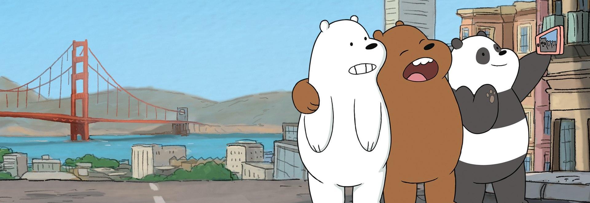 Chloe e Orso Bianco