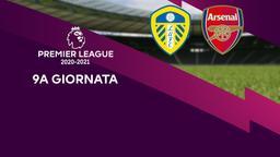 Leeds - Arsenal. 9a g.