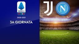 Juventus - Napoli. 3a g.
