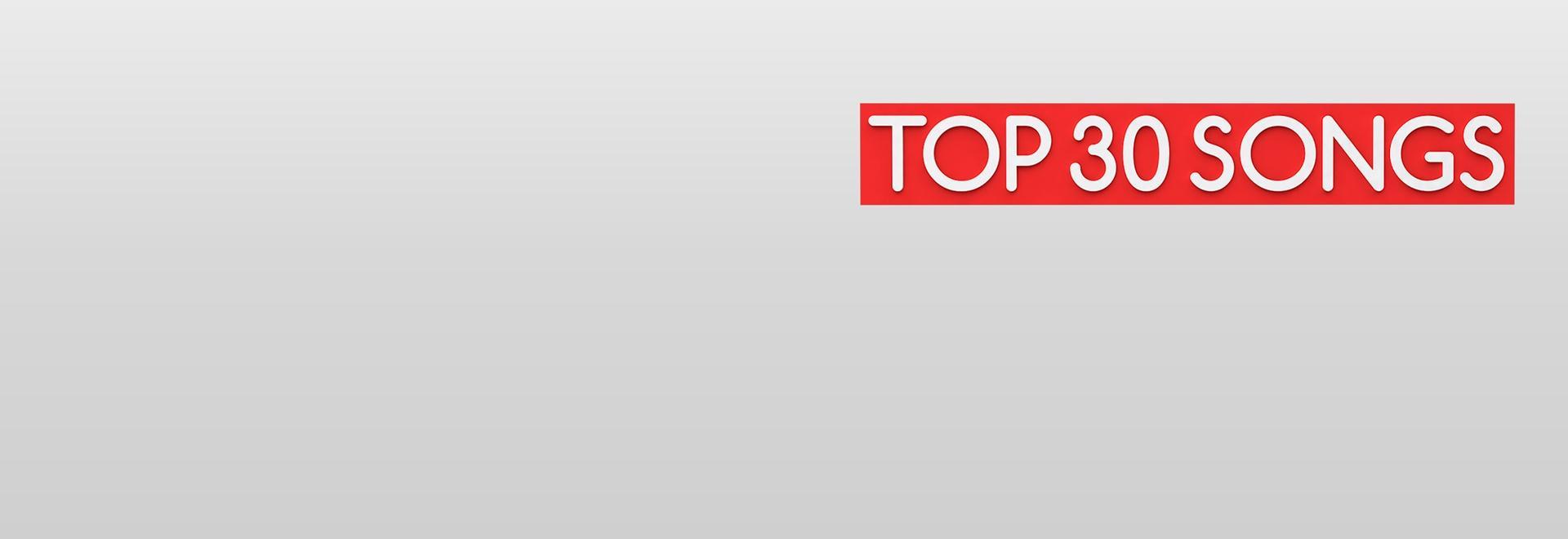 Top 30 Songs - Playlist 8