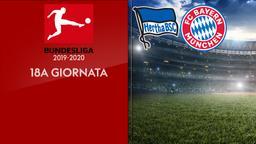 Hertha B. - Bayern M.. 18a g.