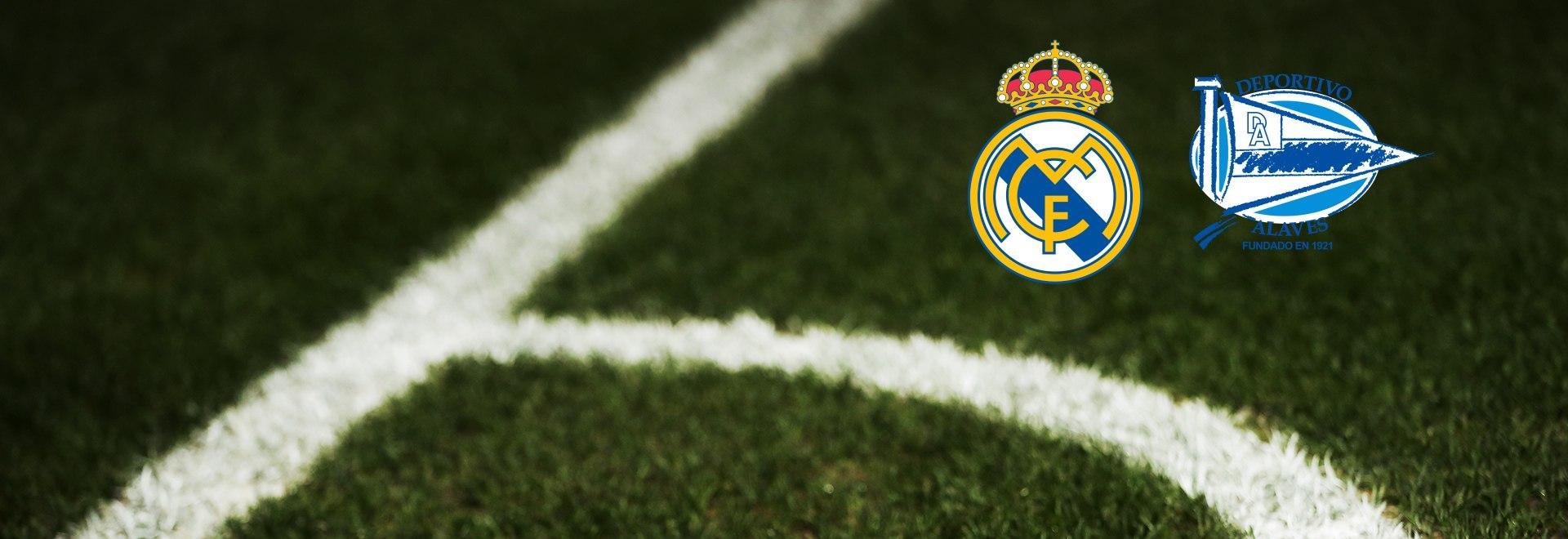 Real Madrid - Alaves. 11a g.