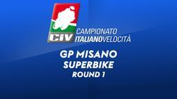 GP Misano: Superbike. Round 1