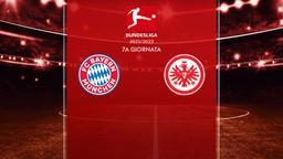 Bayern Monaco - Eintracht F.