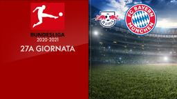 Lipsia - Bayern Monaco. 27a g.