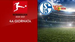 Schalke - Union Berlino. 4a g.