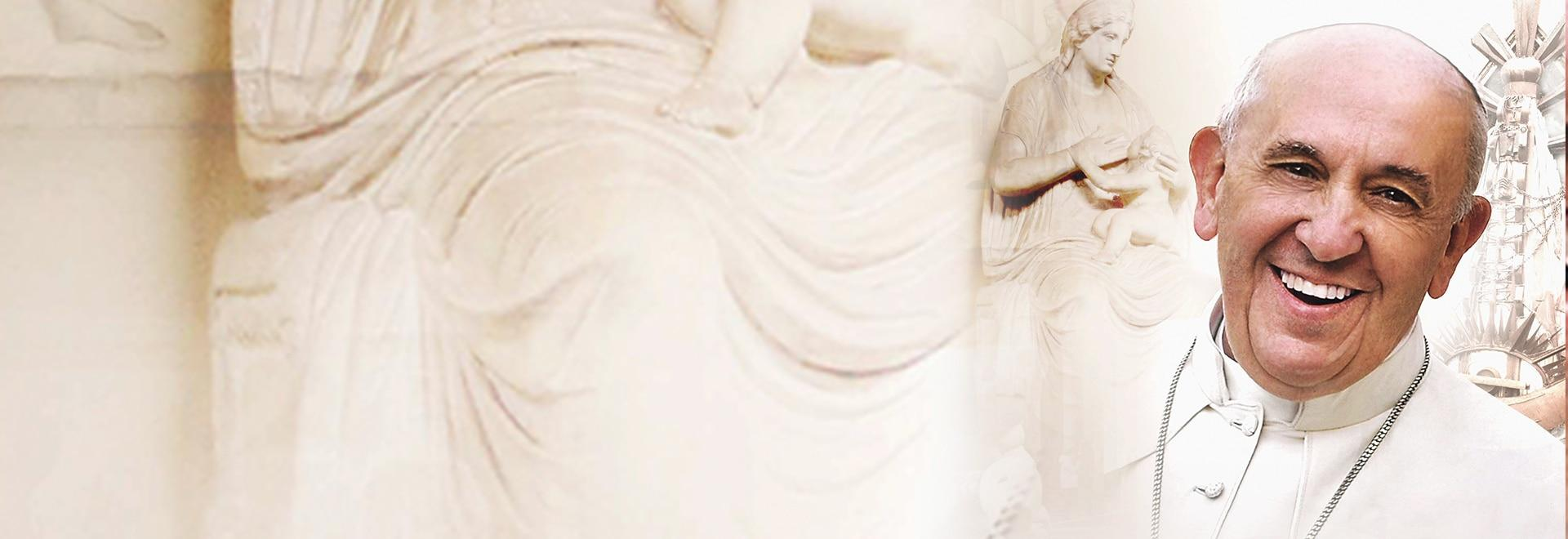 Papa Francesco - La mia idea di arte