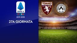Torino - Udinese. 27a g,