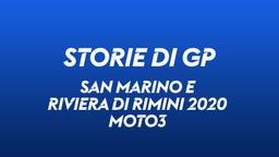 San Marino e Riviera di Rimini 2020. Moto3