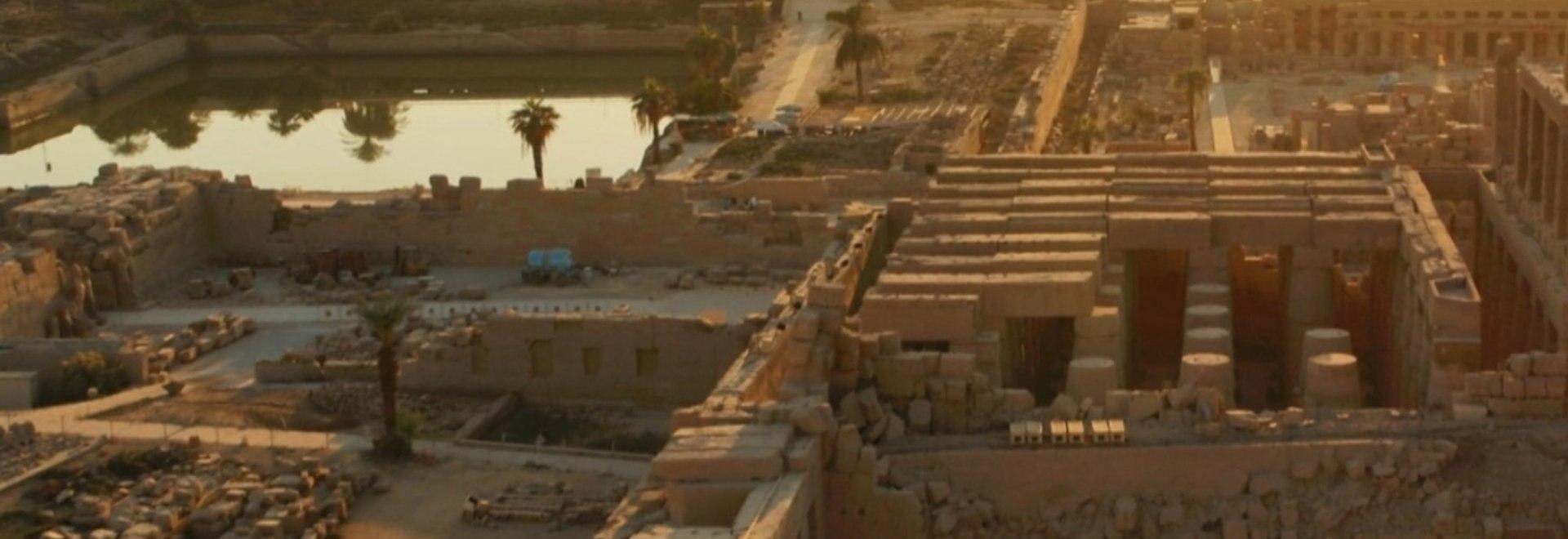 Egitto: le meraviglie dall'alto