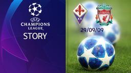 Fiorentina - Liverpool 29/09/09. 2a g.