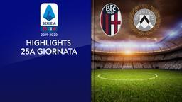 Bologna - Udinese