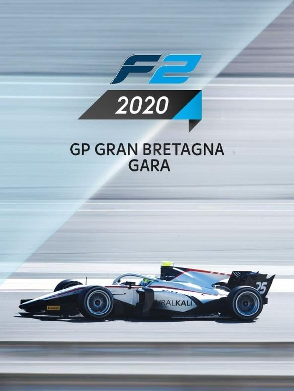 F2 Gara: GP Gran Bretagna
