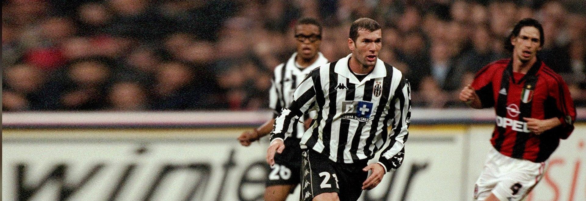 Zidane e Batistuta