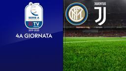 Inter - Juventus. 4a g