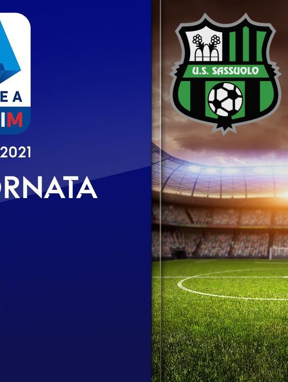 Sassuolo - Fiorentina. 31a g.