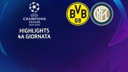 Borussia D. - Inter